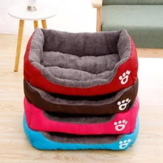 Square Dog Bed